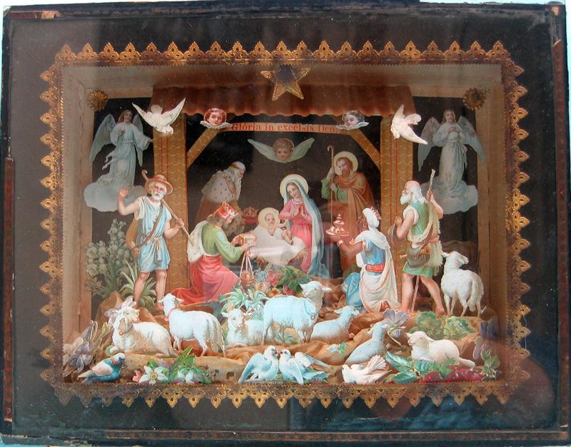 Paper City Nativity Scene – Made by Joel | 627x800